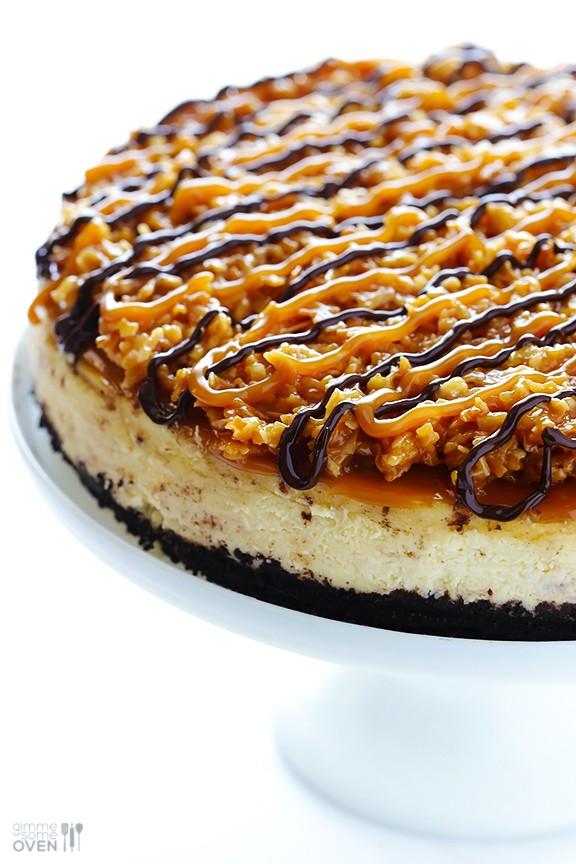 Samoa-Cheesecake-4