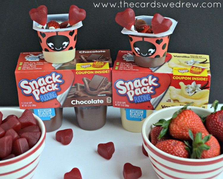 Snack Pack Love Bugs