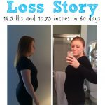 How I Lost 14.5 lbs and 10.75 inches in 6 weeks ( my weight loss story )