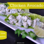 Recipe for Courage: Chicken Avocado Salad