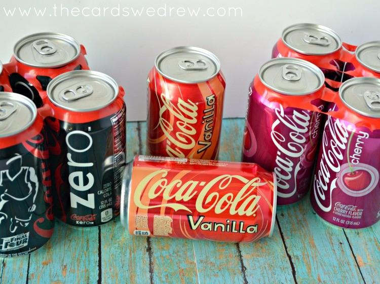 coke varieties