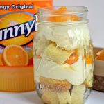 Orange Creamsicle Shortcake