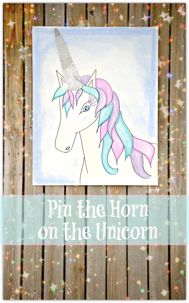 Pin-The-Horn-on-the-Unicorn