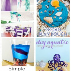 Simple Under the Sea Party Ideas