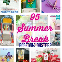 Summer Break Ideas for Kids