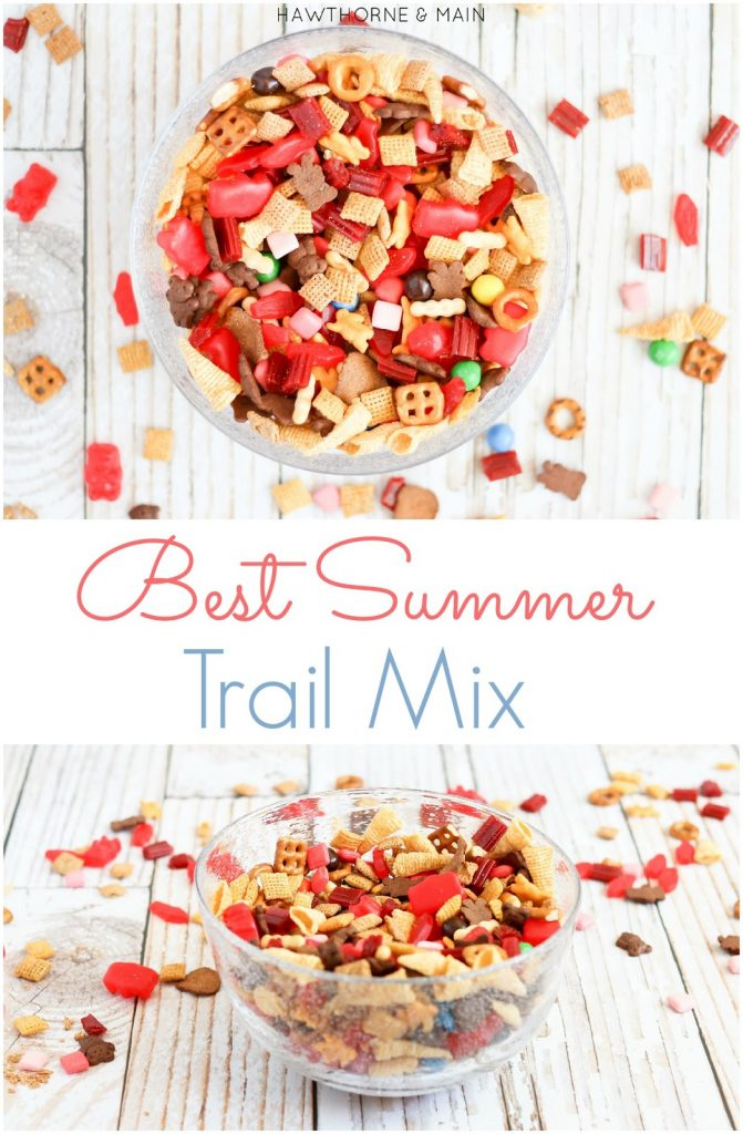 Summer Trail Mix TITLE