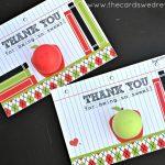 Teacher Appreciation EOS Lip Balm Prints