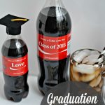Graduation Coke Bottle