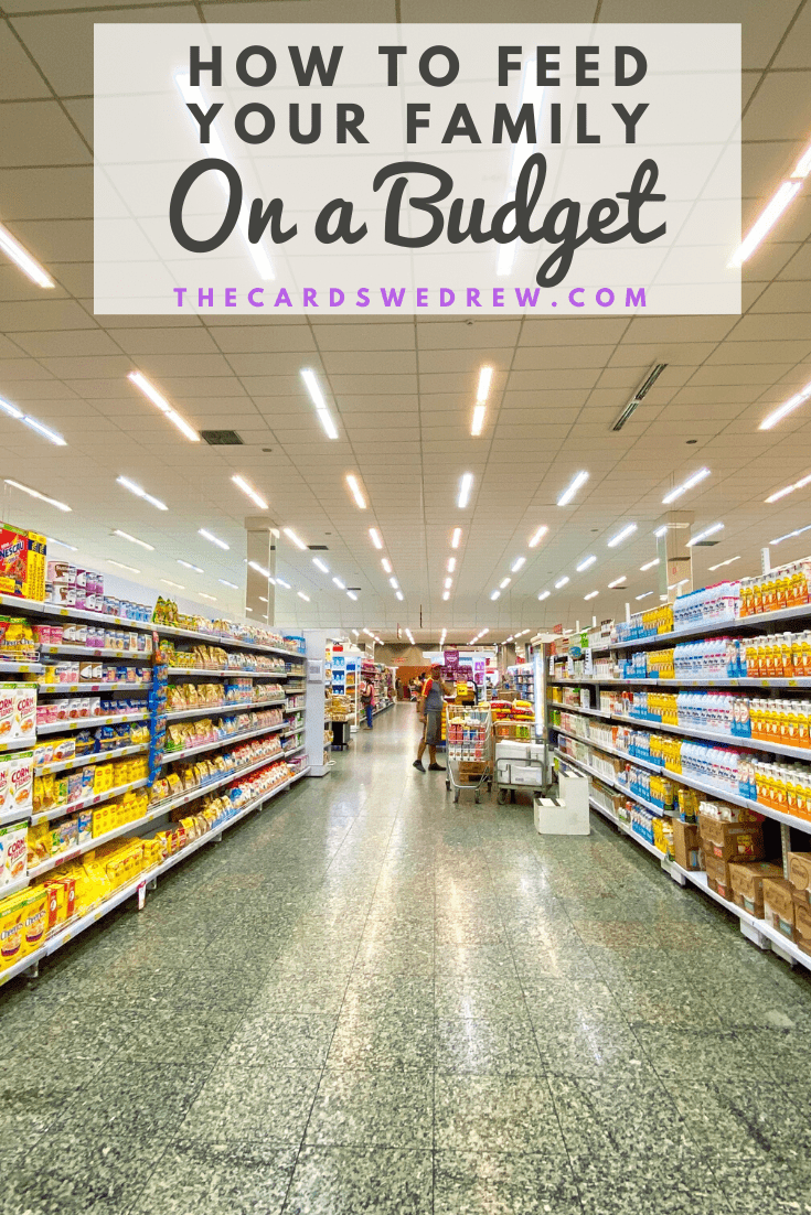 How to Feed Your Family on a Budget