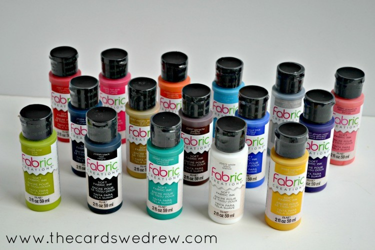 Plaid Fabric Creations Paint