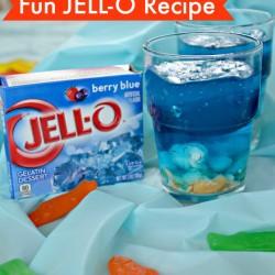 Fish Bowl Fun Jell-O Recipe Idea