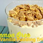 Lemon Oreo Vanilla Pudding Trifle