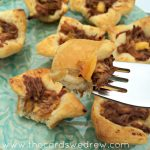 BBQ Chicken and VELVEETA® Appetizer Cups