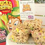 Be Your School's Lucky Charm Free Print and Recipe