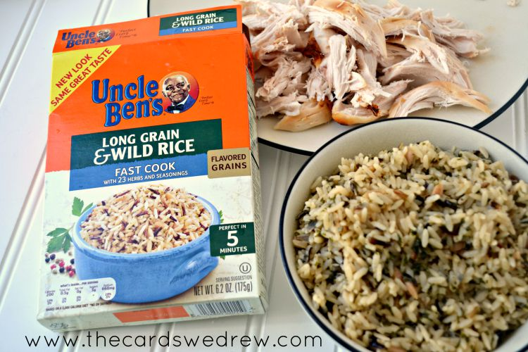 Uncle Ben's Fast Cook Rice