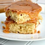 Carmel Apple Dump Cake