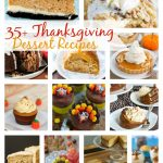 35+ Thanksgiving Dessert Recipes