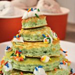 Christmas Tree Pancake Brunch