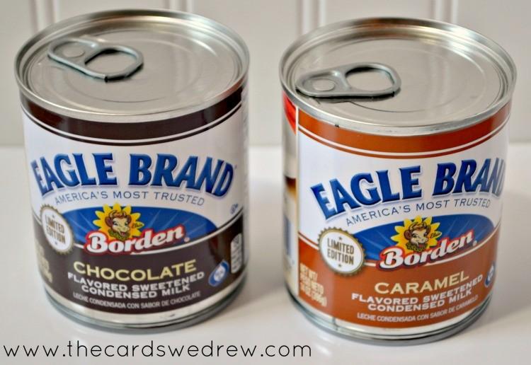 Eagle Brand Flavored S...