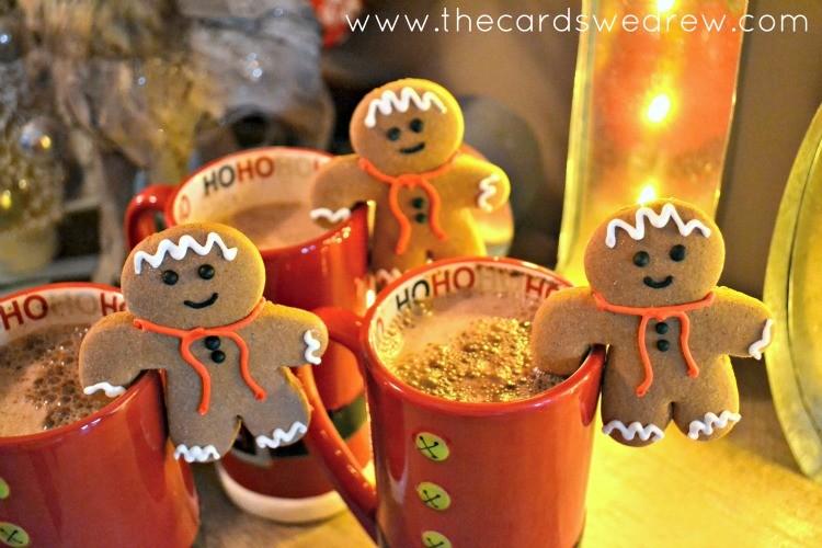 Gingerbread Men from World Market