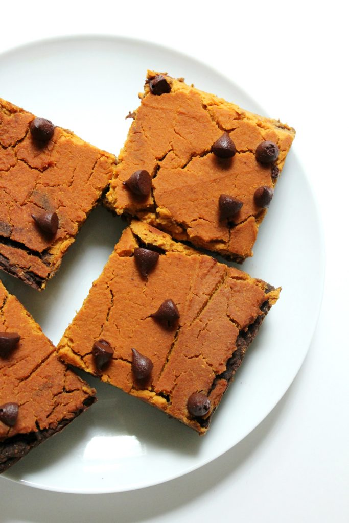 Pumpkin-Peanut-Butter-Layer-Brownies-5-e1445036267653