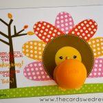 Thanksgiving Turkey EOS Printable