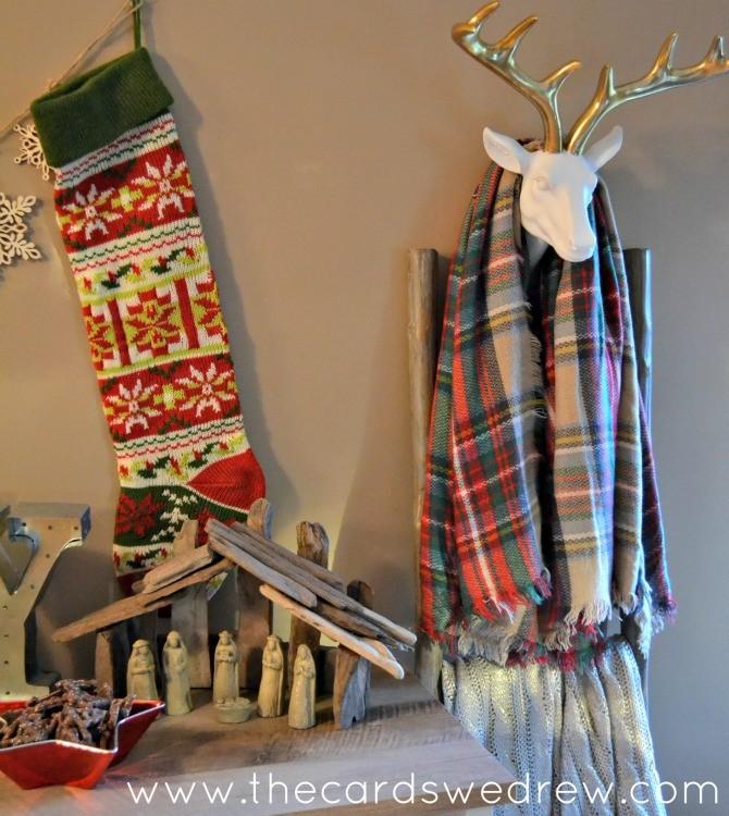 rustic holiday decor ideas