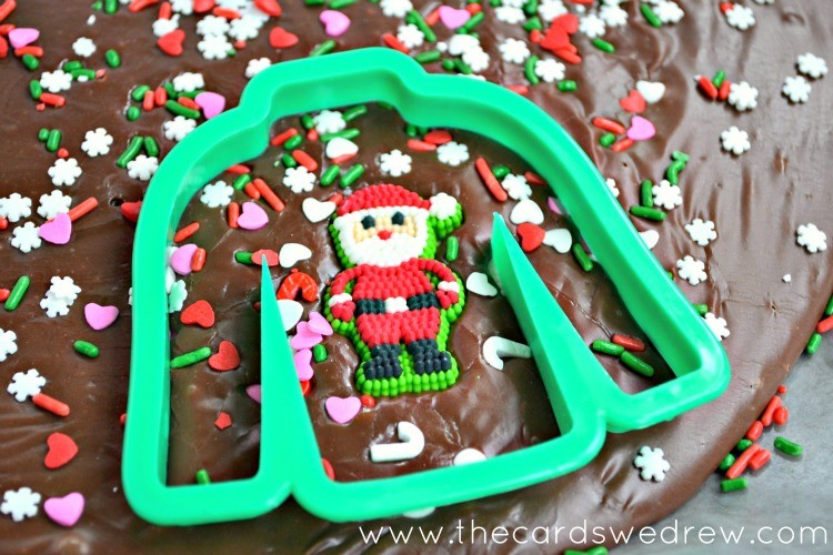 ugly sweater dessert idea
