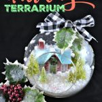 DIY Holiday Terrarium