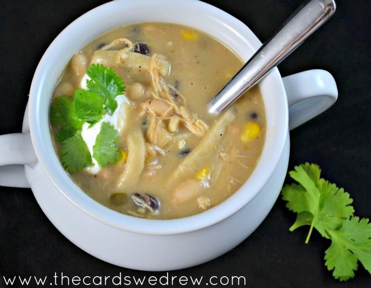 tex mex chicken noodle soup recipe