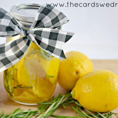 DIY Air Freshener {Housewarming Gift Idea}