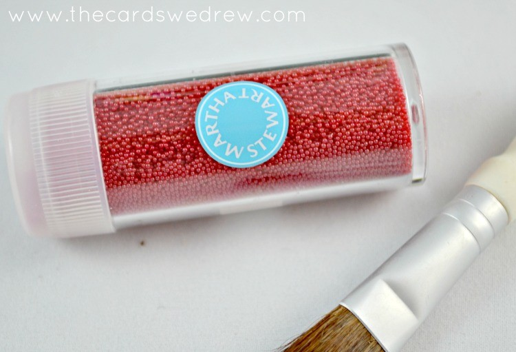Martha Stewart Microbead Glitter