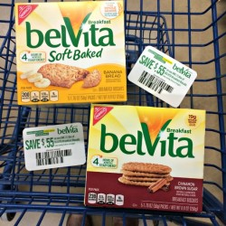 The Perfect On-the-Go Morning Snack–belVita Breakfast Biscuits