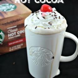 Chocolate Cherry Hot Cocoa