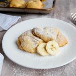 Banana Cheesecake Rollups