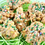 Mudslide No Bake Cookies