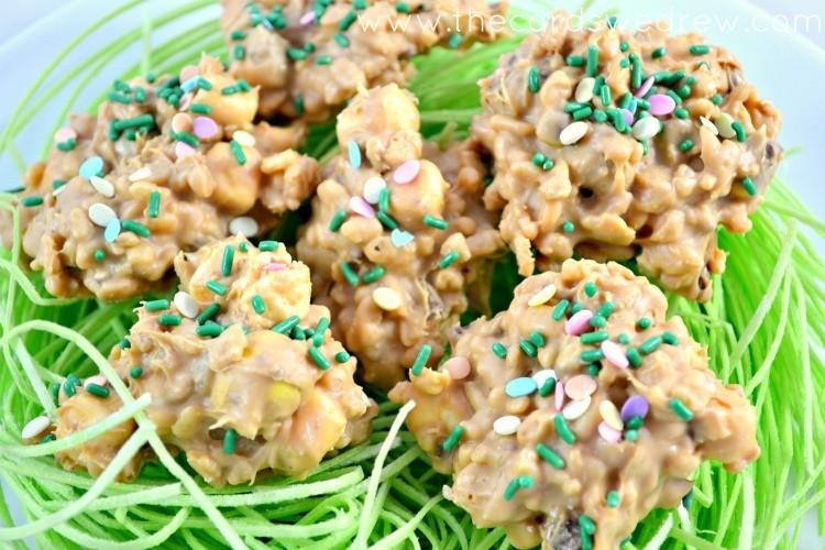 Easter Mudslide Cookies