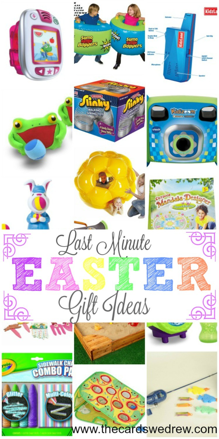 20 last minute easter gift ideas the cards we drew last minute easter gift ideas negle Images