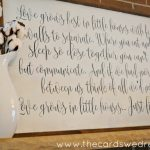 Fixer Upper Inspired Farmhouse Sign