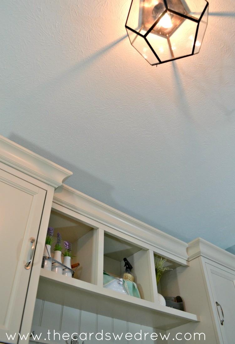 Laundry Room Light Fixture