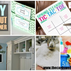 20 Spring Cleaning Ideas
