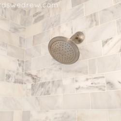 Bathroom Shower Update