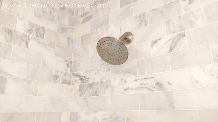 tiled shower inspiration