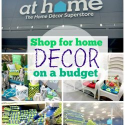 How to Shop for Home Decor on a Budget