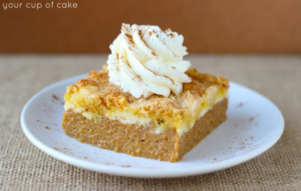 16 Mouth Watering Dump Cake Recipes | www.thecardswedrew.com