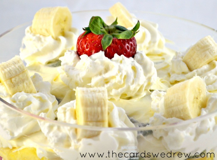 fruit trifle recipe