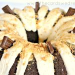 Chocolate Smores Bundt Cake