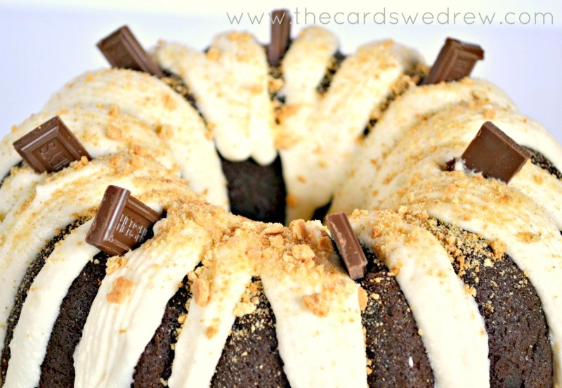 s'mores bundt cake recipe