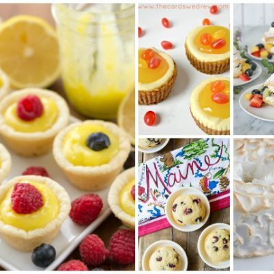 18 Sweet Lemon Desserts