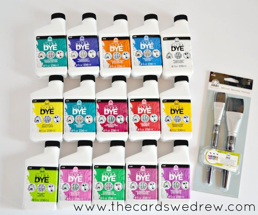 FolkArt Ultra Dye Paint